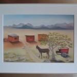 Twyfelfontein / 60 x 80 cm / Fr. 700.00