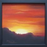 Sundowner / 20 x 20 cm / Fr. 180.00