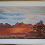 Sossusvlei / 73 x 53 cm / Fr. 720.00